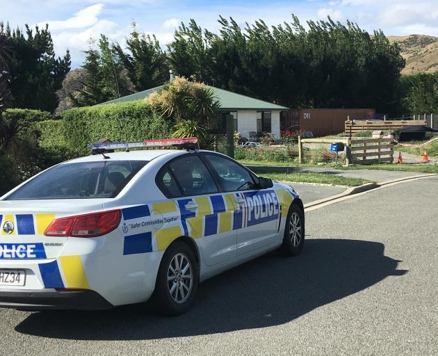 Graeme Warren was shot at his Freyberg Ave property in Kurow. PHOTO: DANIEL BIRCHFIELD