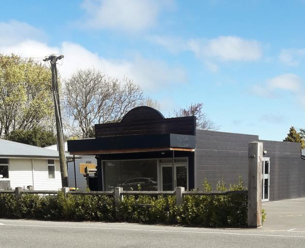 The application to operate a liquor store in the vacant Belleza Boutique building on Christchurch...