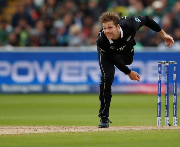 Lockie Ferguson combines raw pace with accuracy and has been the Black Caps best bowler at this...