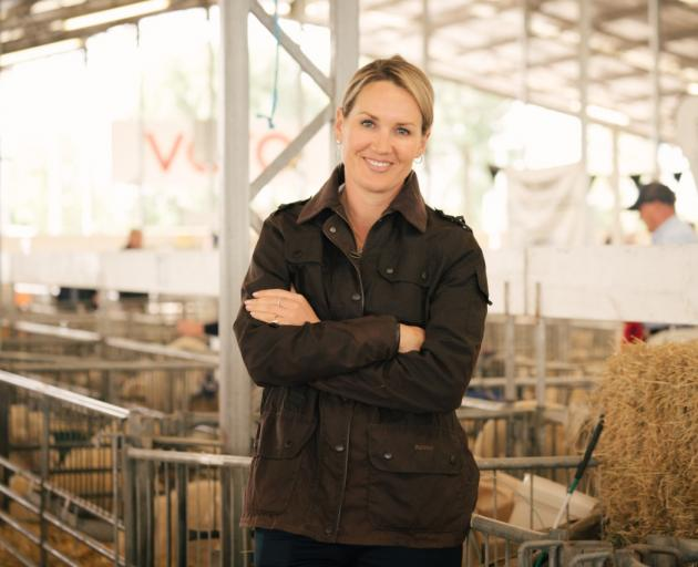 Nicola Grigg was born and raised on a farm in Mt Somers.