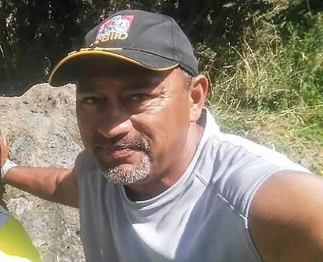 Paul Kingi skipper on White Island Tour boat. Photo: Supplied via NZ Herald