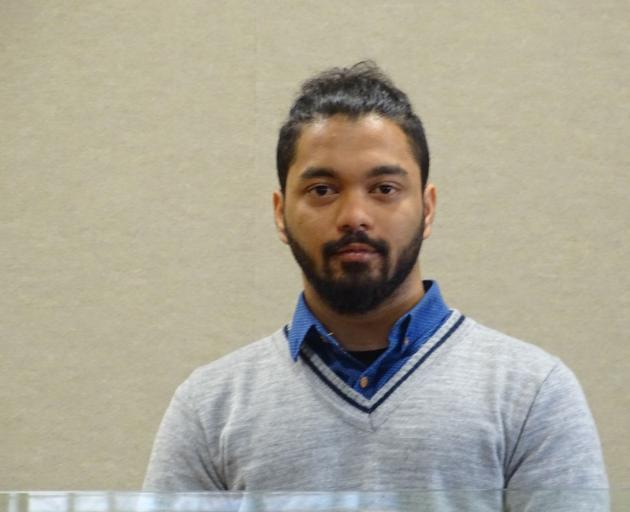 Sahil Sudhir Shetty. Photo: ODT