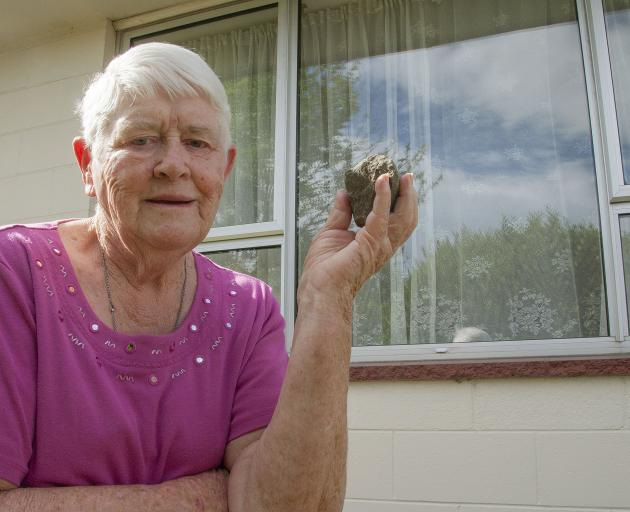 Pat Youthed had rocks thrown through her window on two separate occasions. Her daughter-in-law...