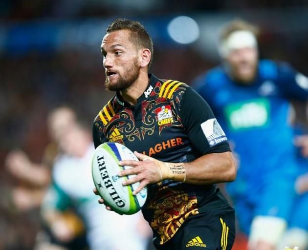 Aaron Cruden has signed a one-year deal with the Chiefs. Photo: Getty Images