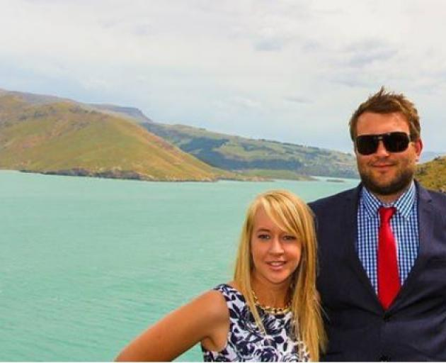 Lauren Metcalfe and her husband returned home from a trip to the UK over Christmas, New Year to...