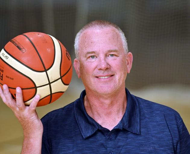 New Otago Gold Rush coach Gavin Briggs is looking forward to bringing his skills home to New...