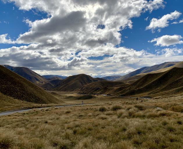Dry conditions in Central Otago have prompted a total fire ban in the area. Photo: Getty Images
