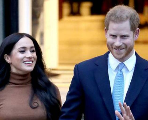 The royal couple have made a shock announcement. Photo: Getty Images