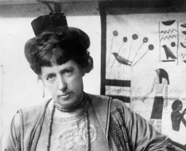 Frances Hodgkins. Photo: NZ History