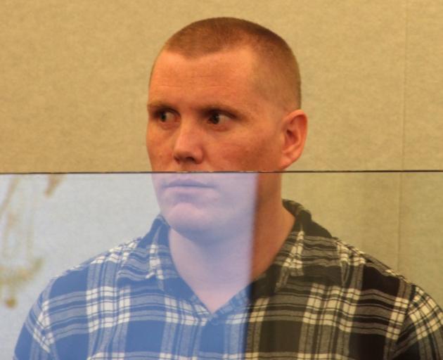 Joshua Tucker evaded incarceration despite being assessed as ''arrogant''. Photo: Rob Kidd