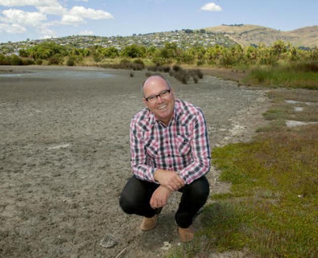 Avon-Heathcote Estuary Ihutai Trust chairman Kit Doudney said volunteers have transformed the...