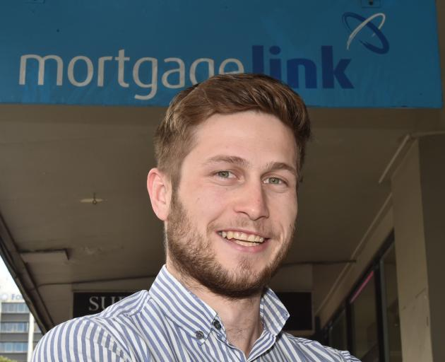 Mortgage Link adviser Ben Fleming said Dunedin house prices were experiencing a ''pretty steep increase''. Photo: Gregor Richardson