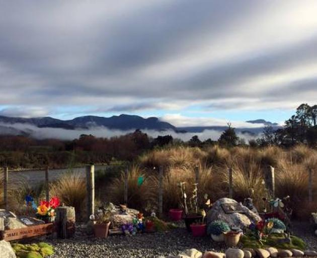 """""""Let them rest in peace. They're not lost, we know where they are,"""" says Marion Curtin, mother of..."""