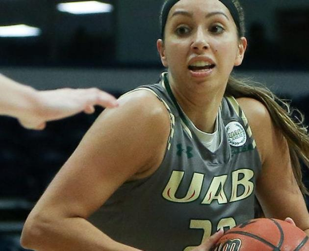 American-Puerto Rican Deanna Kuzmanic will lead the Wildcats back-court. Photo: Supplied