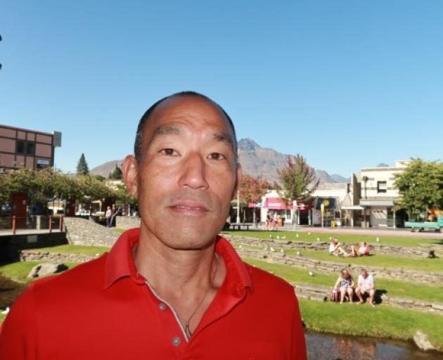 Dr Gen Numaguchi. Photo: Mountain Scene