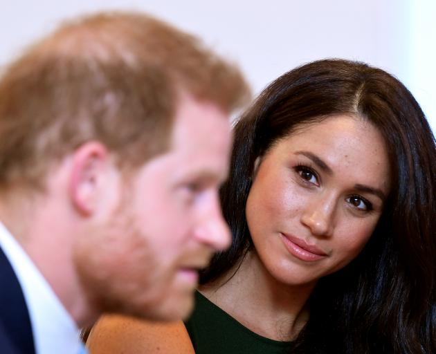 Prince Harry and Meghan, Duchess of Sussex plan to spend most of their time in North America....