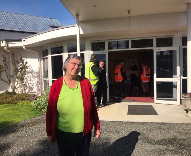 Sharon Argyle, who has lived in Mataura for 64 years, said she was not happy when the council ...