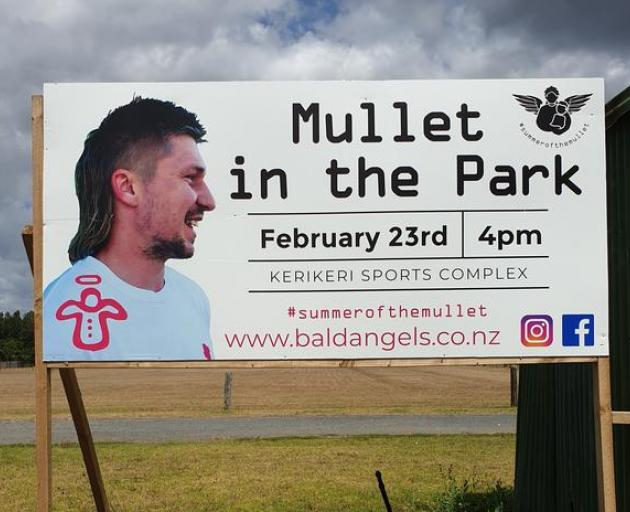Hundreds of people attended Mullet in the Park in Kerikeri on Sunday. Photo: Supplied