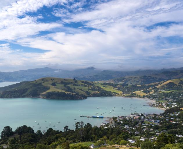 Akaroa Harbour. Photo: Getty Images