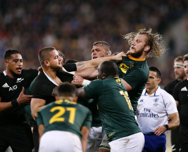 Six Nations denies there have been talks about South Africa joining