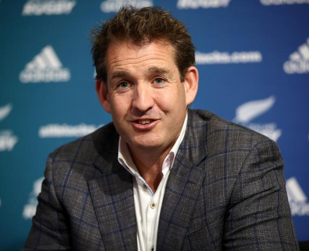New Zealand Rugby CEO Mark Robinson. Photo: Getty Images