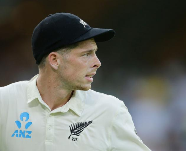 Mitchell Santner. Photo: Getty Images