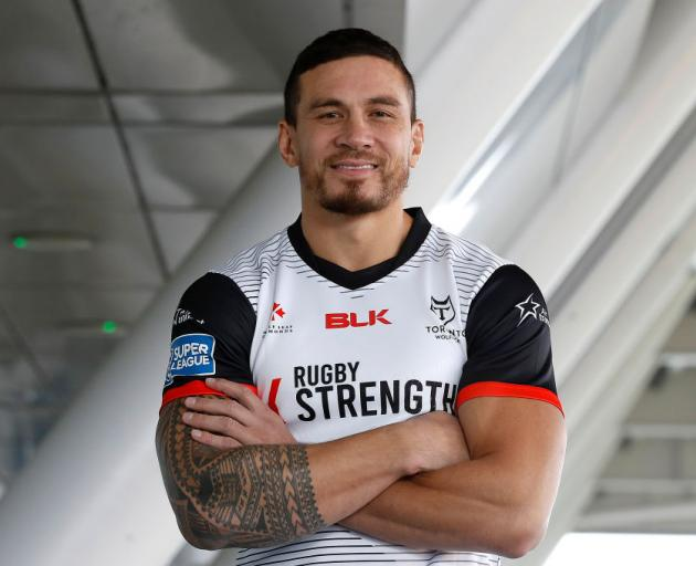 Sonny Bill Williams and the Toronto Wolfpack have lost their second match in the Super League 24...