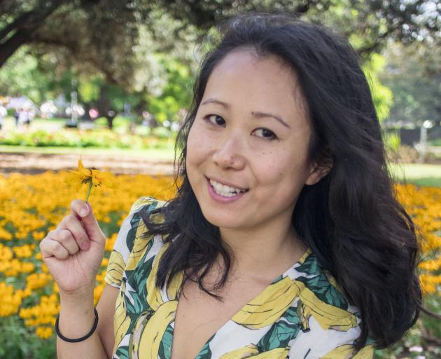 Anthea Cheng says it took 10 years for her to become a vegan.  PHOTOS: ANTHEA CHENG