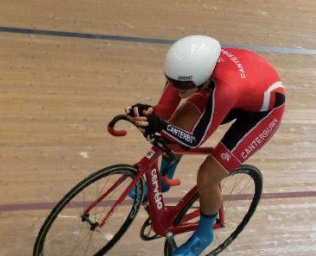 Jenna Borthwick has been named in the New Zealand junior track cycling team for the world...