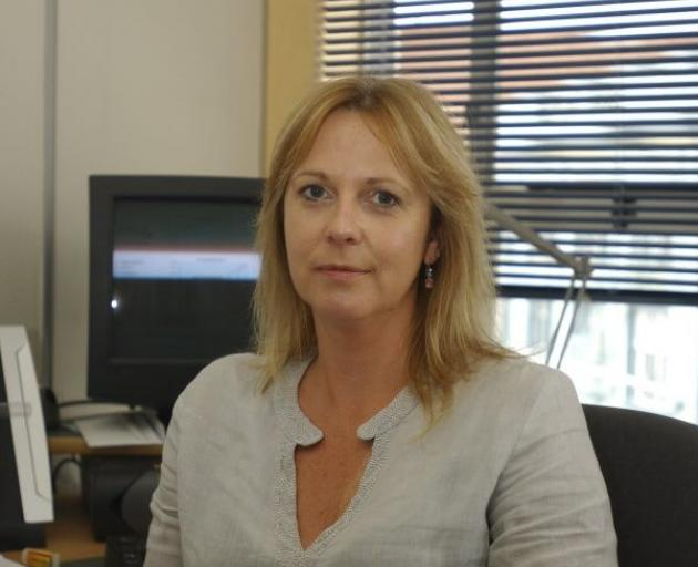 Public Service Association organiser Julie Morton