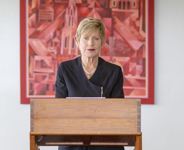 Christchurch Mayor Lianne Dalziel. Photo: Newsline/CCC