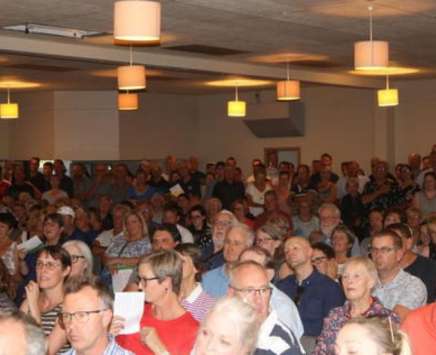 A recent public meeting in Prebbleton about a proposal to open a new waste treatment and...