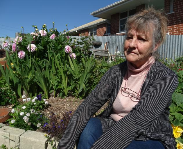 Healthcare NZ support worker Dawn Ellis is concerned jobs in Oamaru may be lost after the organisation recently announced a proposed nationwide staff restructuring. Photo: Daniel Birchfield