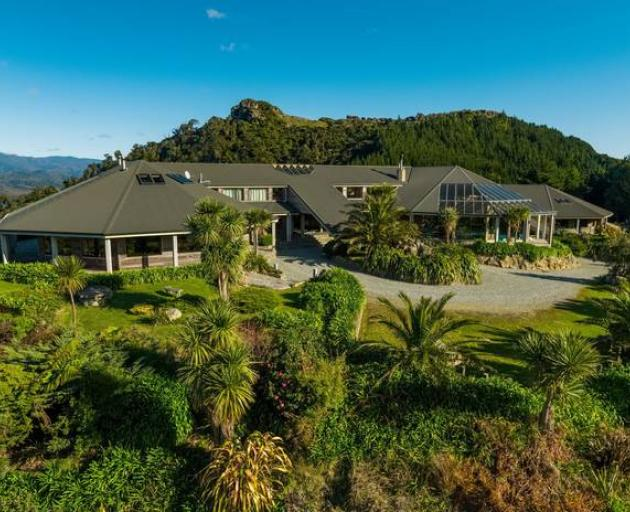 Westhaven Retreat costs a cool $22.5m but comes with more than 200ha of forest and 8km of...