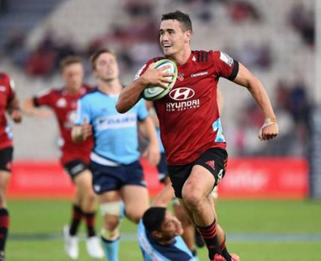 Crusaders lead points table after round one of Super Rugby