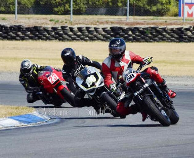 The Sound of Thunder will be on at Mike Pero Motorsport Park until Sunday. Photo: Supplied