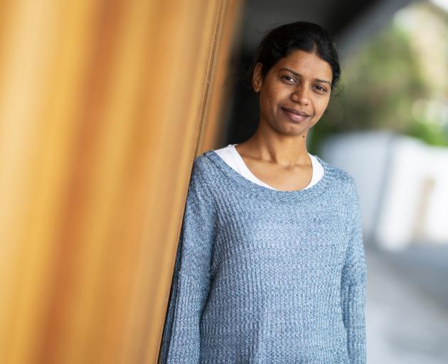 Dunedin artist Arati Kushwaha will spend next month in the United States on an artist's residency...