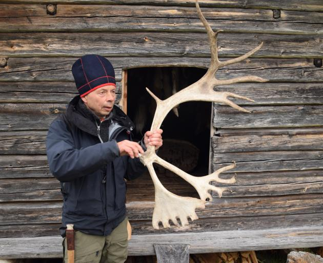 Mikael Vinka shares ancestral knowledge of the Swedish forest passed down by his indigenous Sami...