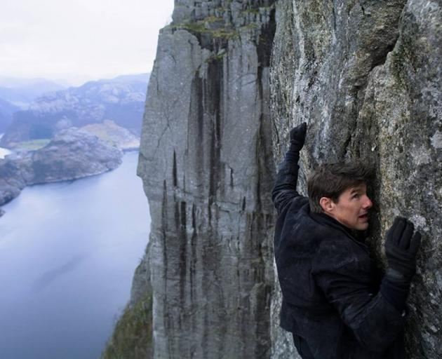 Tom Cruise in Mission: Impossible - Fallout, which was partly filmed in New Zealand. Photo: Supplied