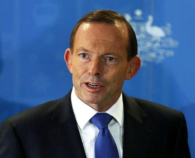Tony Abbott was Prime Minister at the time of the plane going missing. Photo: Getty Images