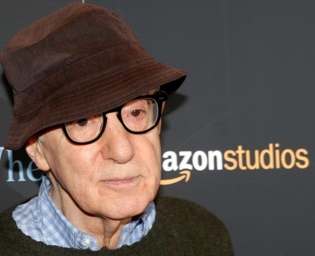Oscar-winning director Woody Allen. Photo: Reuters