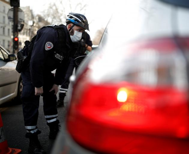 France also reported a spike in deaths - rising by 89, or 51%, to a total of 264 in 24 hours.