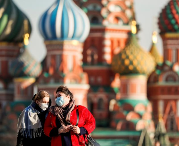 Muscovites will only be allowed to go out to buy food or medicines at their nearest shop, get...