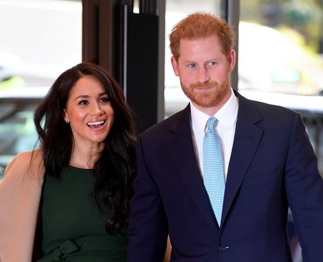 Meghan and Harry have reportedly moved to Los Angeles, where her mother lives. Photo: Reuters