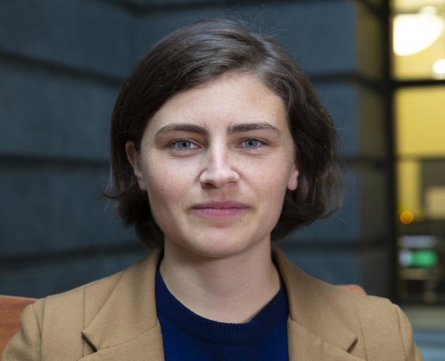 Chloe Swarbrick is one of Parliament's most talented communicators. PHOTO: APNZ