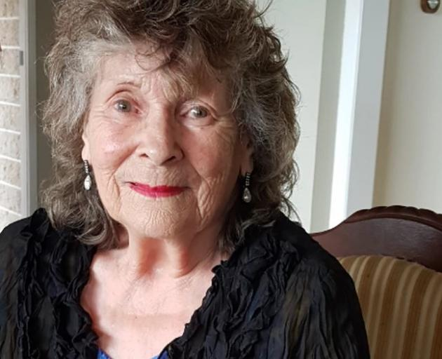 Anne Guenole, 73, died on Monday morning days after testing positive for Covid-19. She is the first person to die of the novel coronavirus in New Zealand. Photo: Supplied via NZ Herald