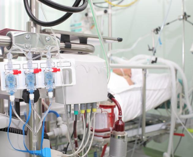 ICU is a priority in the Covid-19 health response Photo: RNZ file picture