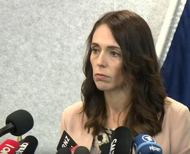 Prime Minister Jacinda Ardern said the decision to cancel was a pragmatic one. Photo: RNZ