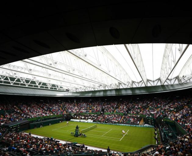 Wimbledon is expected to be cancelled later this week. Photo: Getty Images