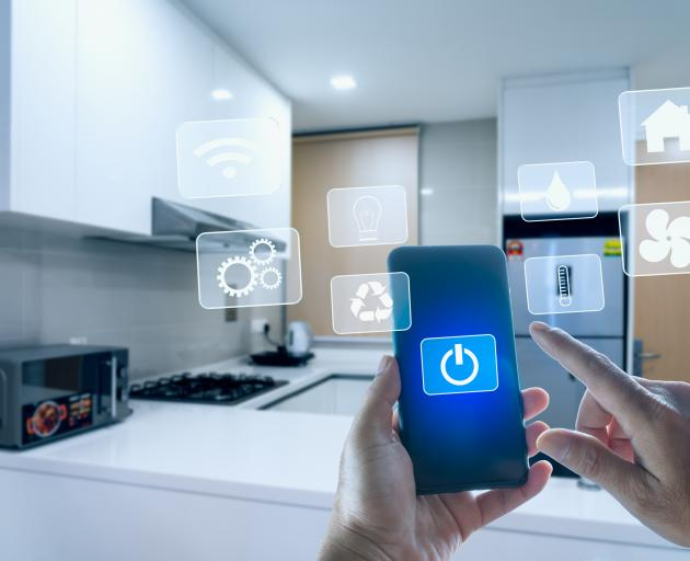 Your fridge could be whispering into the ether. Photo: Getty Images